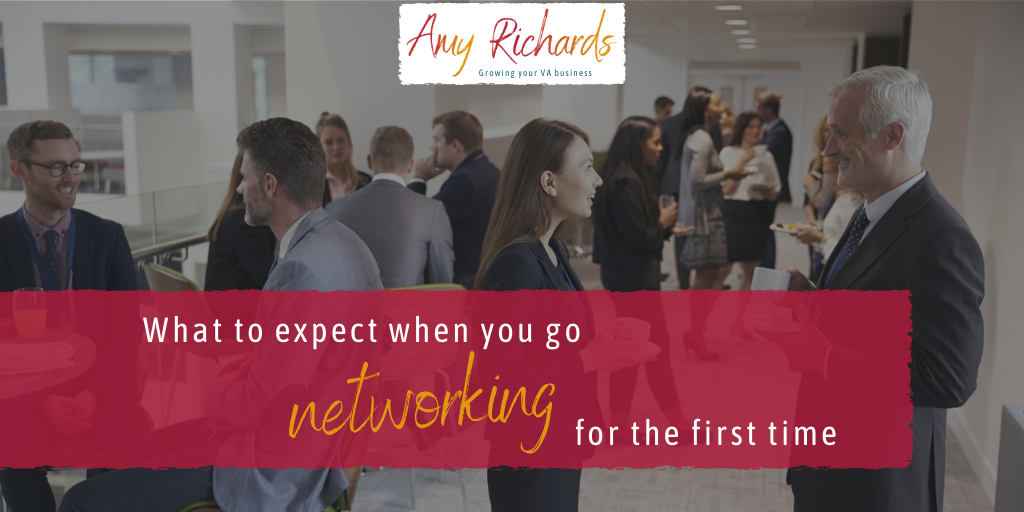 What to expect when you go networking for the first time as a small business owner