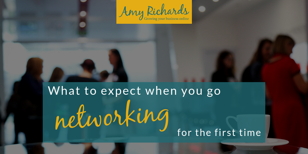 What to expect when you go networking for the first time as a small business