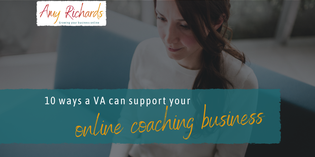 10 ways a VA can support your online coaching business