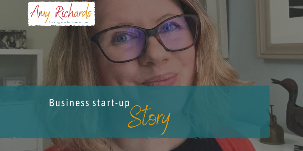 Business start-up story